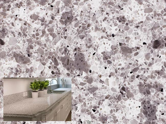 Chicago caesarstone countertops for Himalayan moon quartz ikea