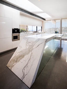 Chicago Marble Countertop
