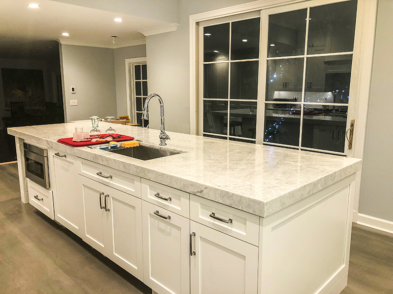 Kitchen Marble Countertop