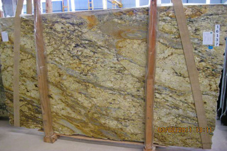 Moon Yellow Granite