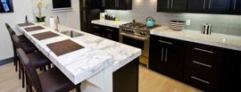 Blue Marble Countertops