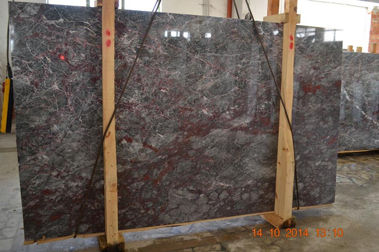 Salome Grey Marble