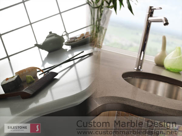 Dreis Silestone Countertops Color