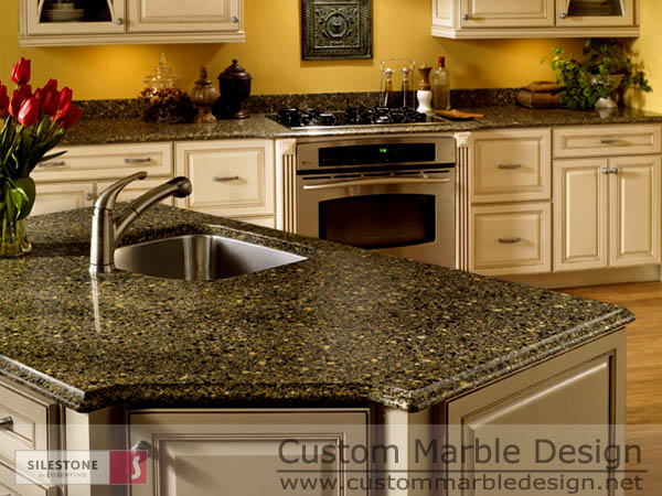 Istmo Silestone Countertops Color