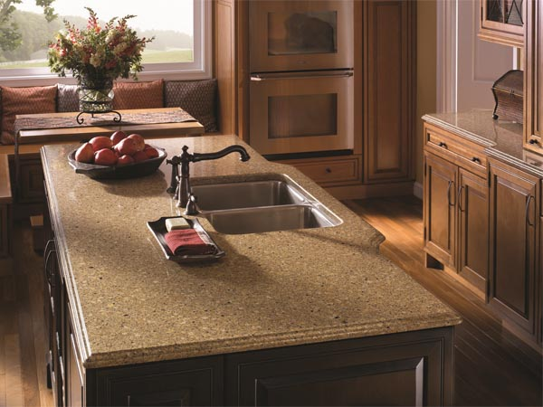Pulsar Silestone Countertops Color