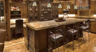 Winnetka Kitcehn Countertops